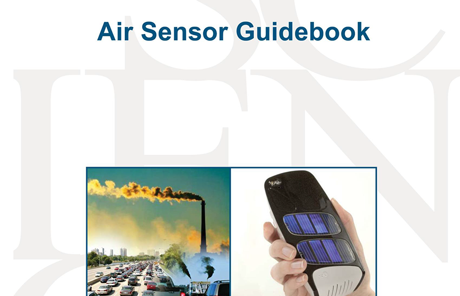 Air Sensor Guidebook: Expanding the Awareness of Low-Cost Air Quality Sensors