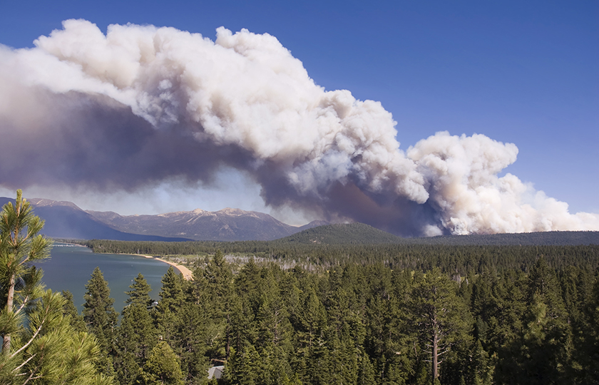Meteorological Modeling and Wildfire Analysis for Litigation Support