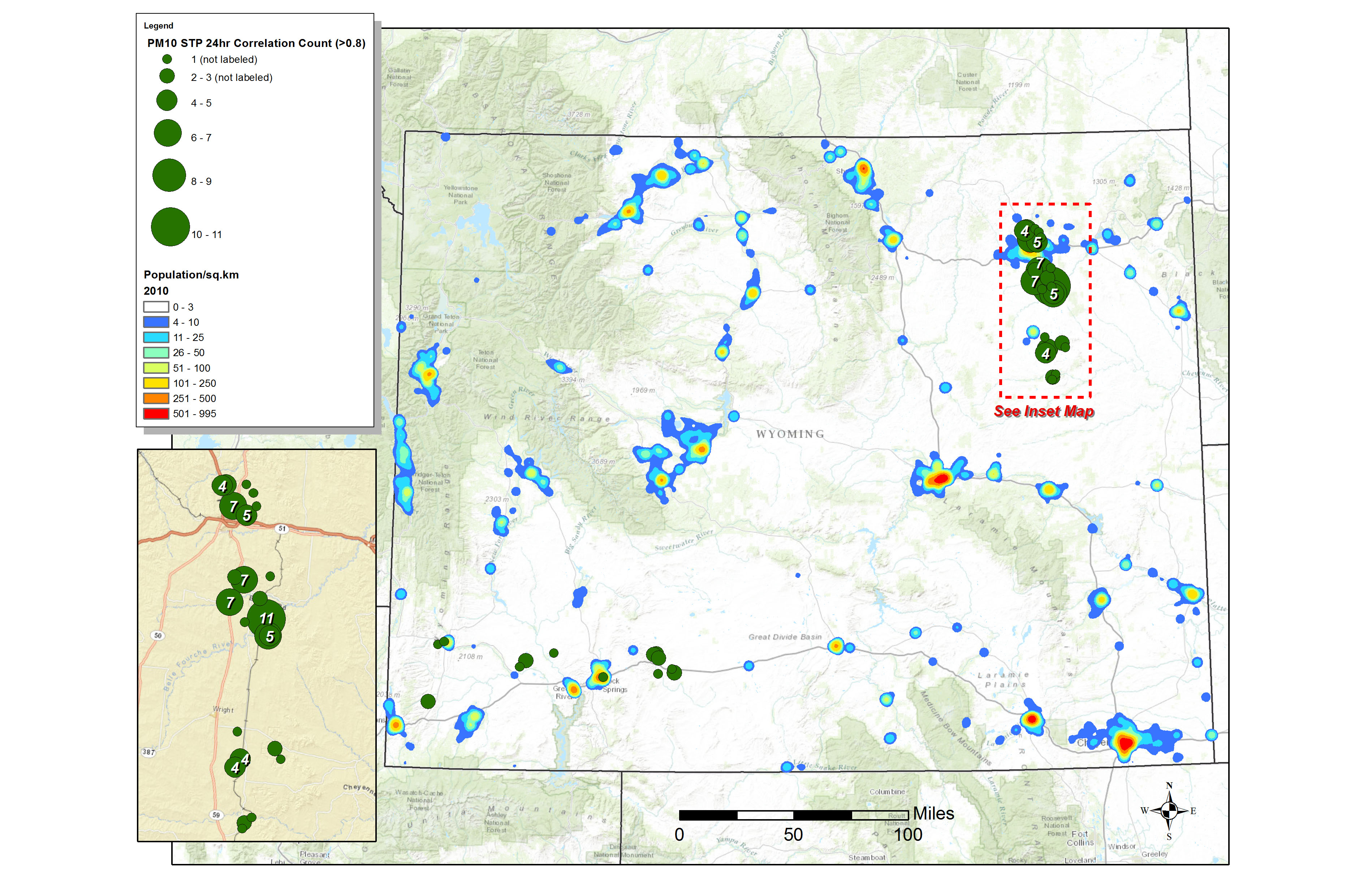 Assessment and Recommendations for the Wyoming DEQ Statewide Monitoring Network