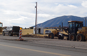 Studying Air Emissions from a Road Construction Project in Arizona