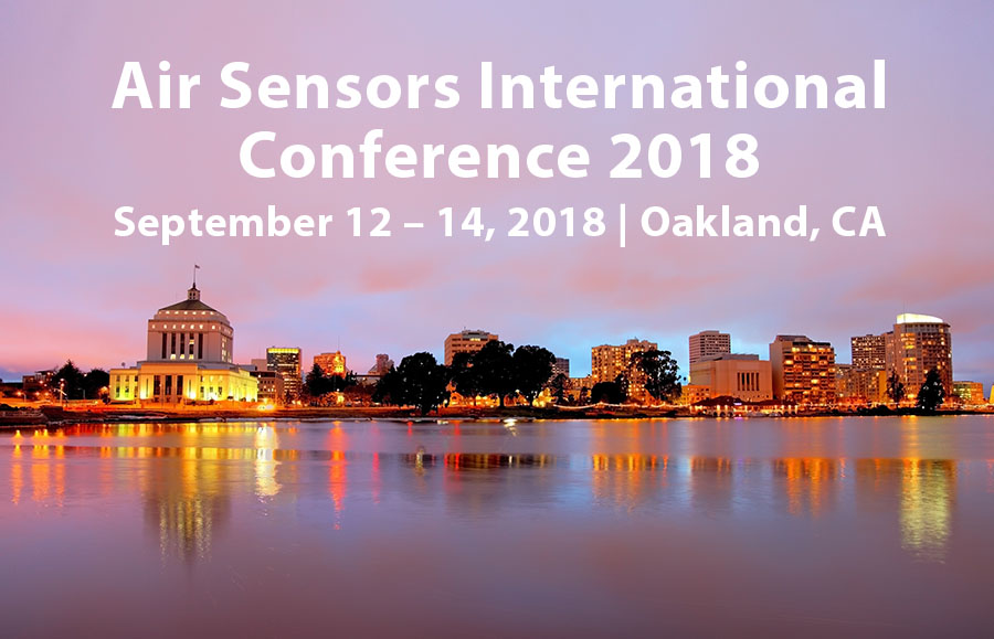 STI at the Air Sensors International Conference 2018