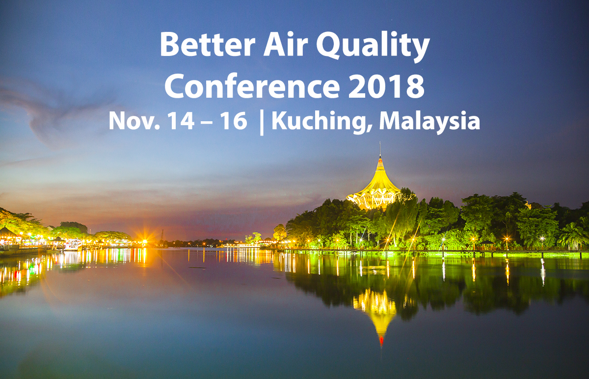 STI at the Better Air Quality Conference in Malaysia