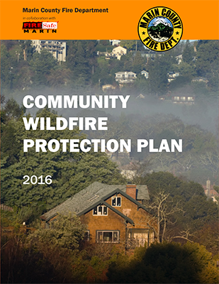 Development of the Marin County Community Wildfire Protection Plan