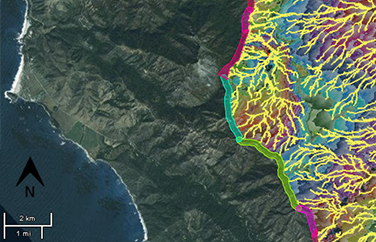 FireScape Monterey Uses STI's Fire Modeling to Reduce Risk from Wildfires