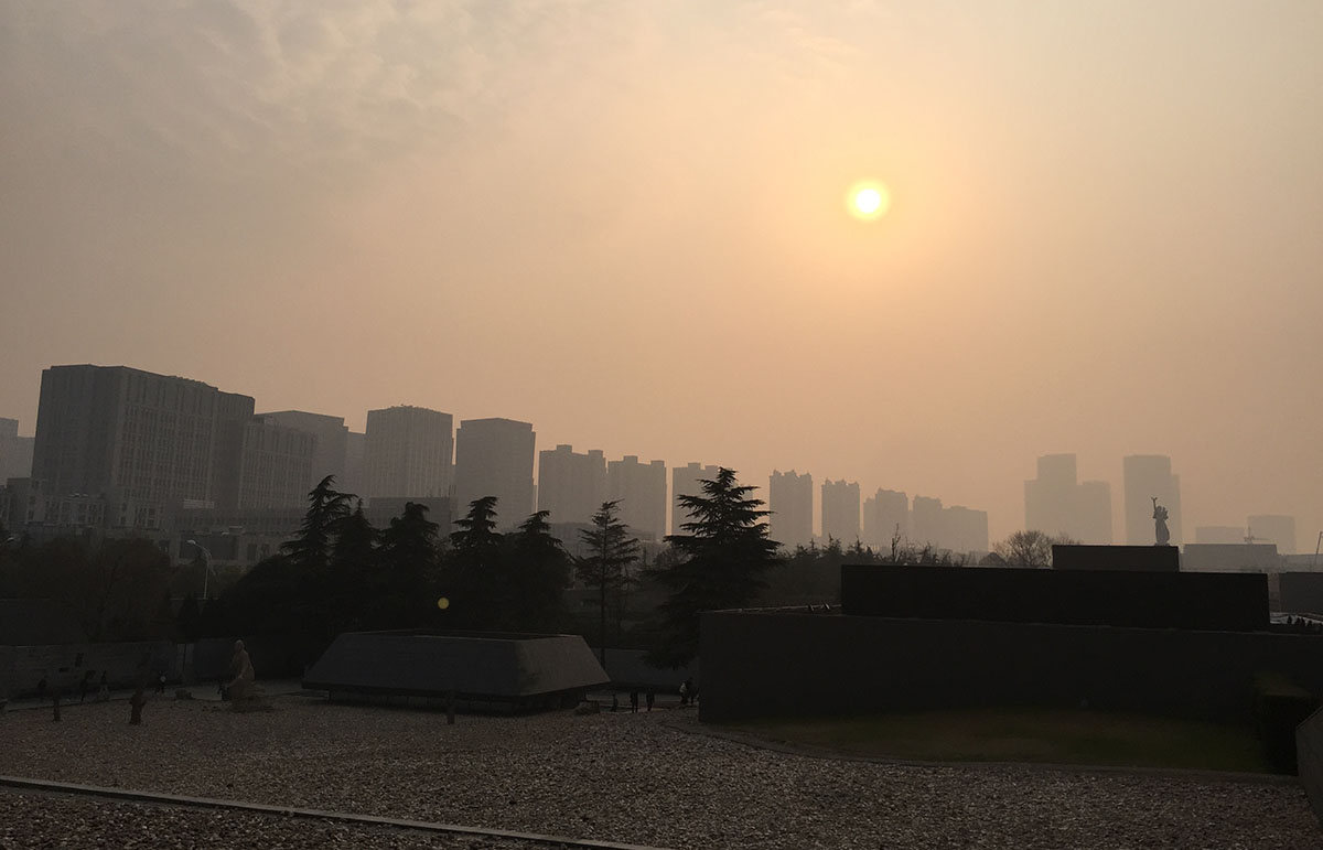 Report Coauthored by STI Aims to Help China Solve Air Quality Crisis