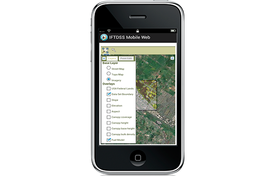 Mobile App Makes it Easy to Manage Vegetation and Plan Fuels Treatment