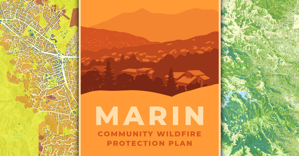 2020 Update of the Marin County Community Wildfire Protection Plan