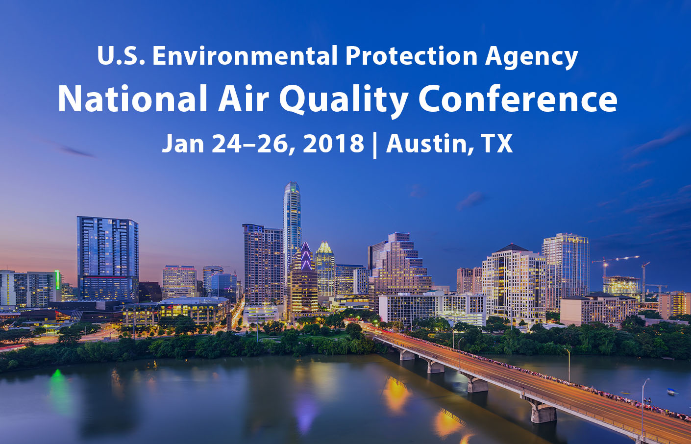 STI at the 2018 National Air Quality Conference