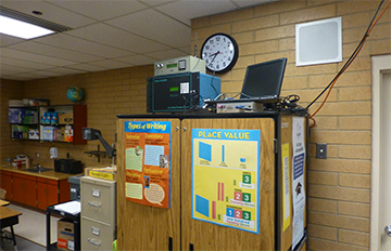 Air Quality Measurements to Mitigate Black Carbon Concentrations in Near-Road Utah Schools