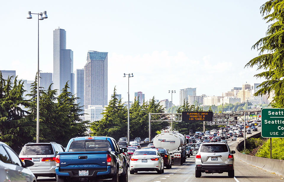 Near-Road Air Quality Assessments and Support Services for the Transportation Pooled Fund