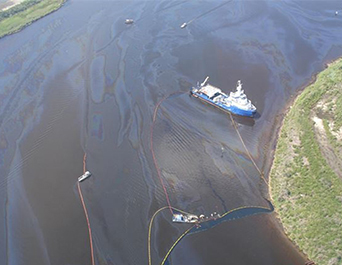 Litigation Support for a Louisiana Oil Spill Case
