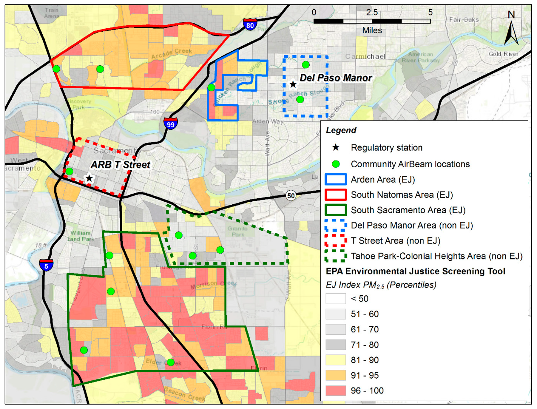 STI Study Examines Using Low-Cost Sensor Network to Measure the Spatial and Temporal Variability of Air Pollution